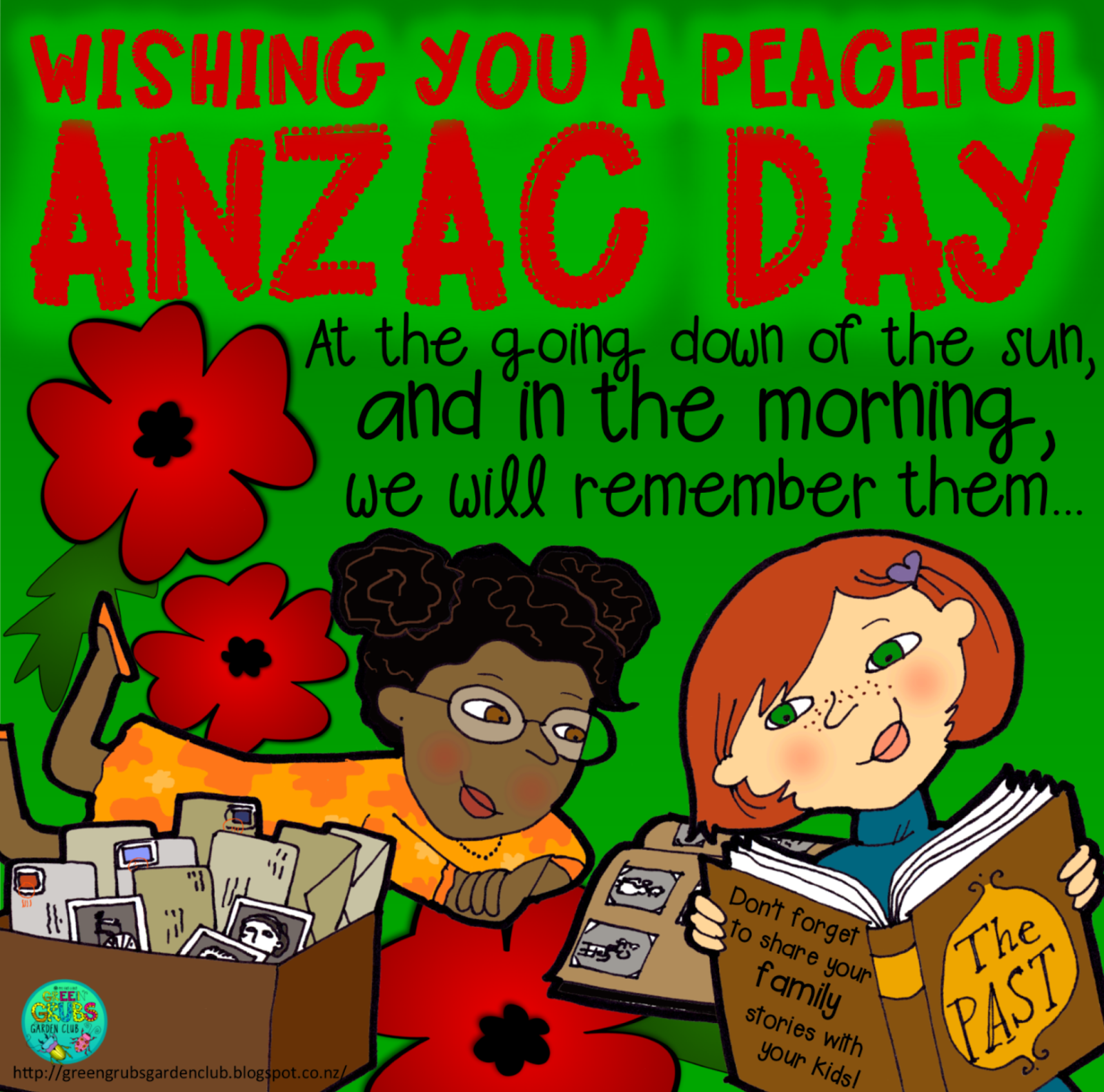 Anzac Day…Classroom ideas + FREE Printable Wall Posters!