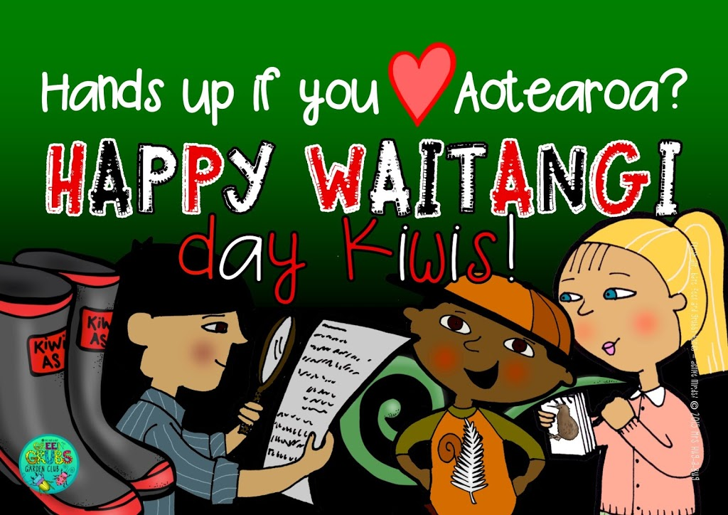 Waitangi Day Resource Round up!