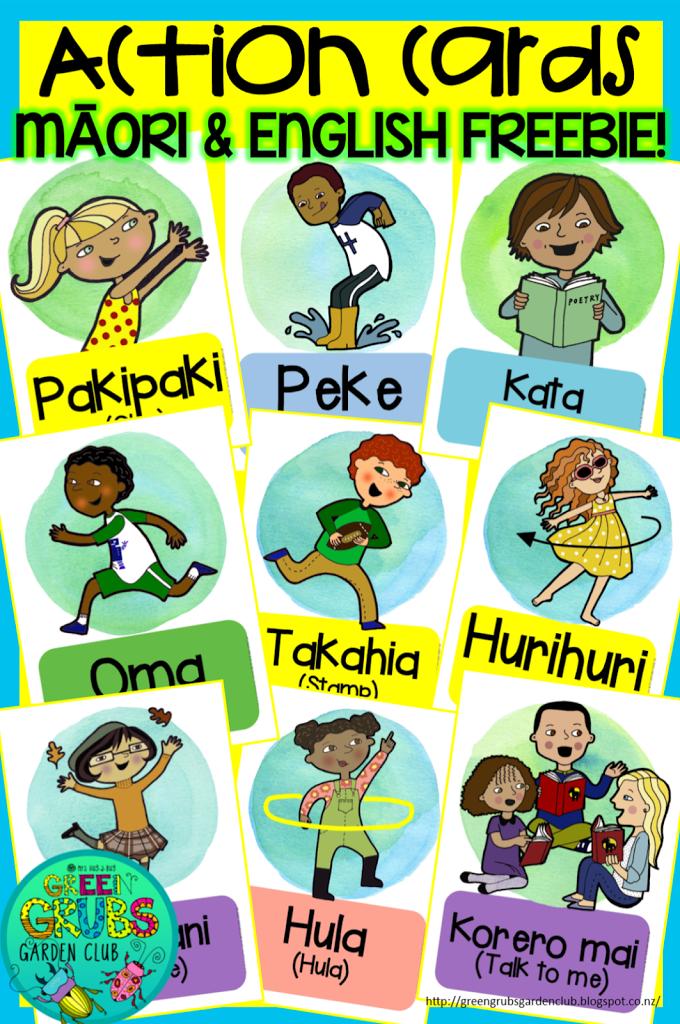 Let's celebrate Māori language week!