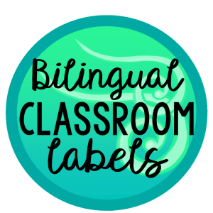 Maori/English Labels for the Classroom