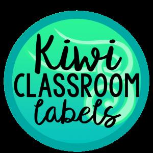 Kiwi Classroom Labels