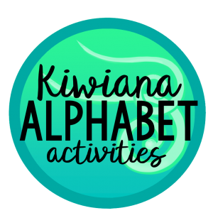 Kiwiana Alphabet Activities