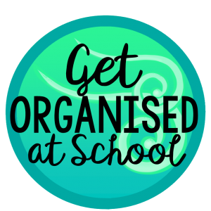 Get Organised at School