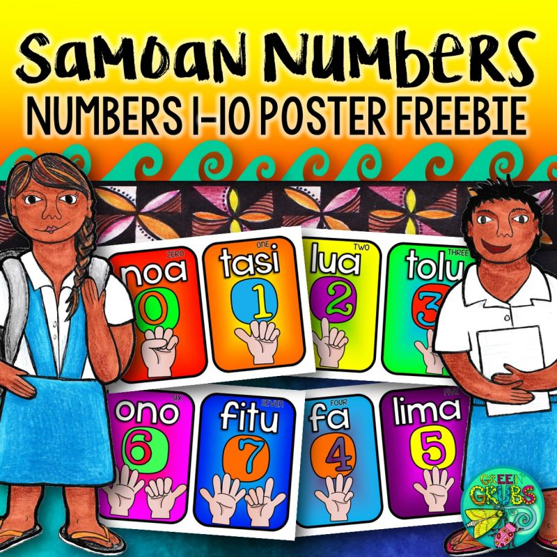 Samoan Language week
