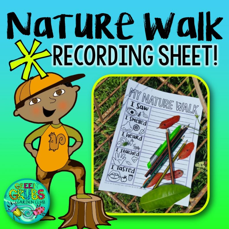 Nature Walk – FREE PRINTABLES!